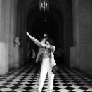 Dab in Versailles