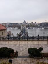 Széchenyi Chain Bridge, Budapest, Hungary 2017