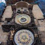 Prague Orloj, Prague, Czech Republic 2017