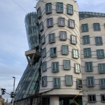 Nationale-Nederlanden (Dancing House), Prague, Czech Republic 2017