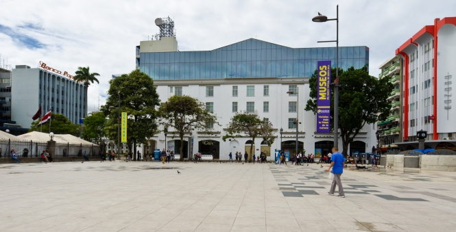 Plaza de la Cultura.