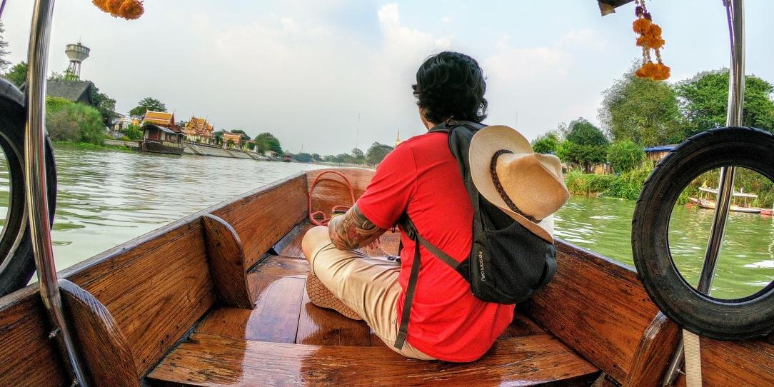Ayutthaya, Thailand > TheRoamingNoodle