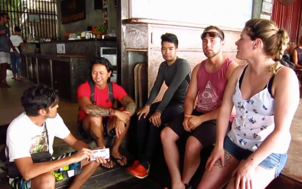 Bans Diving Resort, Koh Tao, Thailand > TheRoamingNoodle