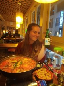 Soju and Korean food in Seoul, South Korea > TheRoamingNoodle