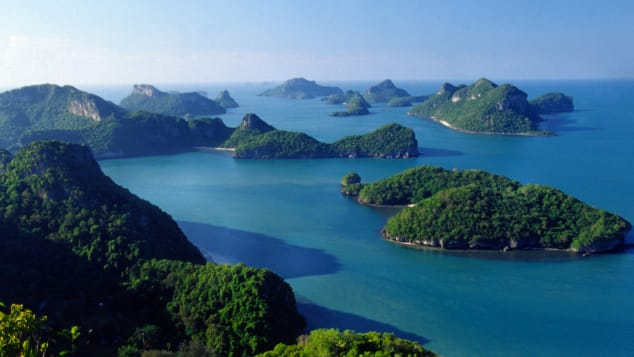 Ang Thong National Marine Park > TheRoamingNoodle