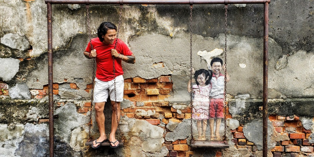George Town, Penang > TheRoamingNoodle ©2020