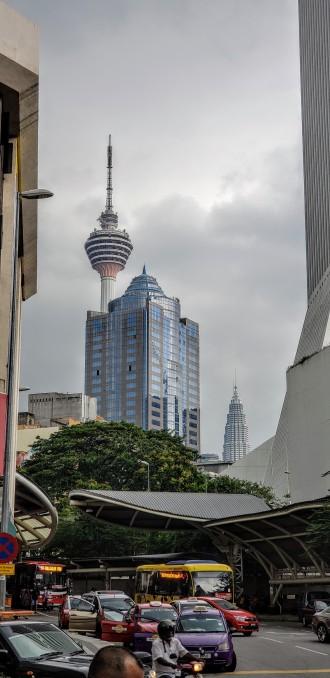 Menara Kuala Lumpur Tower > TheRoamingNoodle