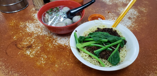 Soong Kee Beef Ball Noodles > TheRoamingNoodle
