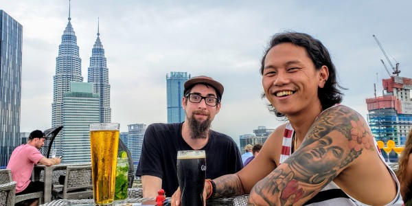 Heli Bar, Kuala Lumpur > TheRoamingNoodle