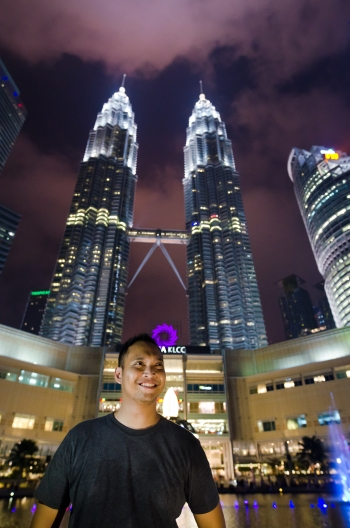 Ram, Petronas Twin Towers > TheRoamingNoodle