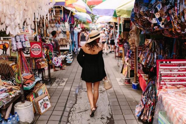 Ubud Craft Market. PC: collectivegen.com > TheRoamingNoodle