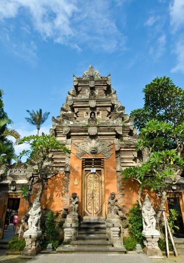 Ubud Palace > Bali > TheRoamingNoodle