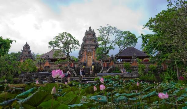 Saraswati Temple > Ubud > TheRoamingNoodle
