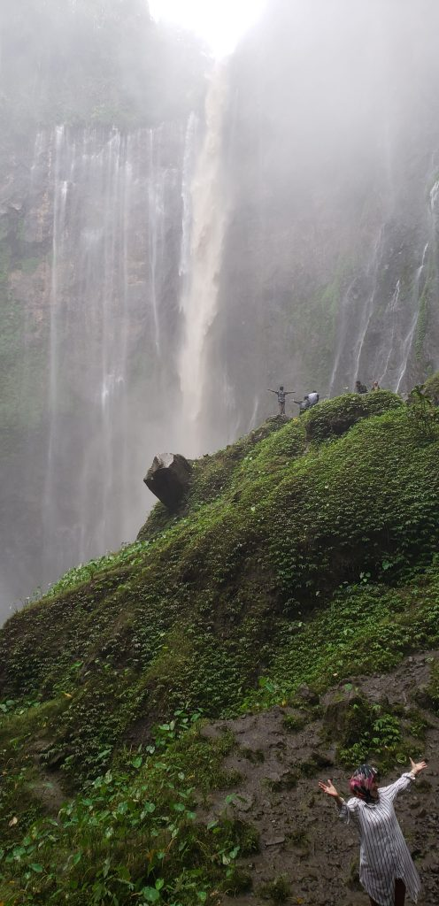 Tumpak Sewu Waterfall > Indonesia > TheRoamingNoodle