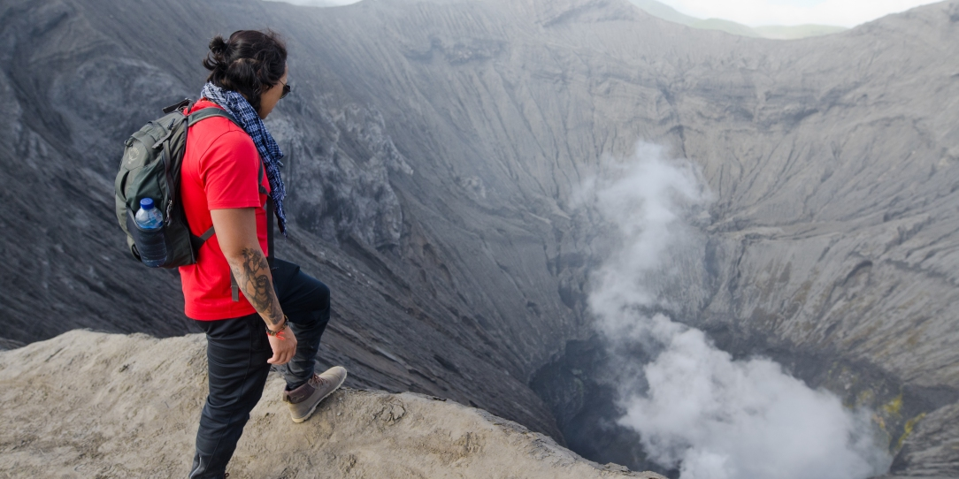 Mount Bromo > Indonesia > TheRoamingNoodle